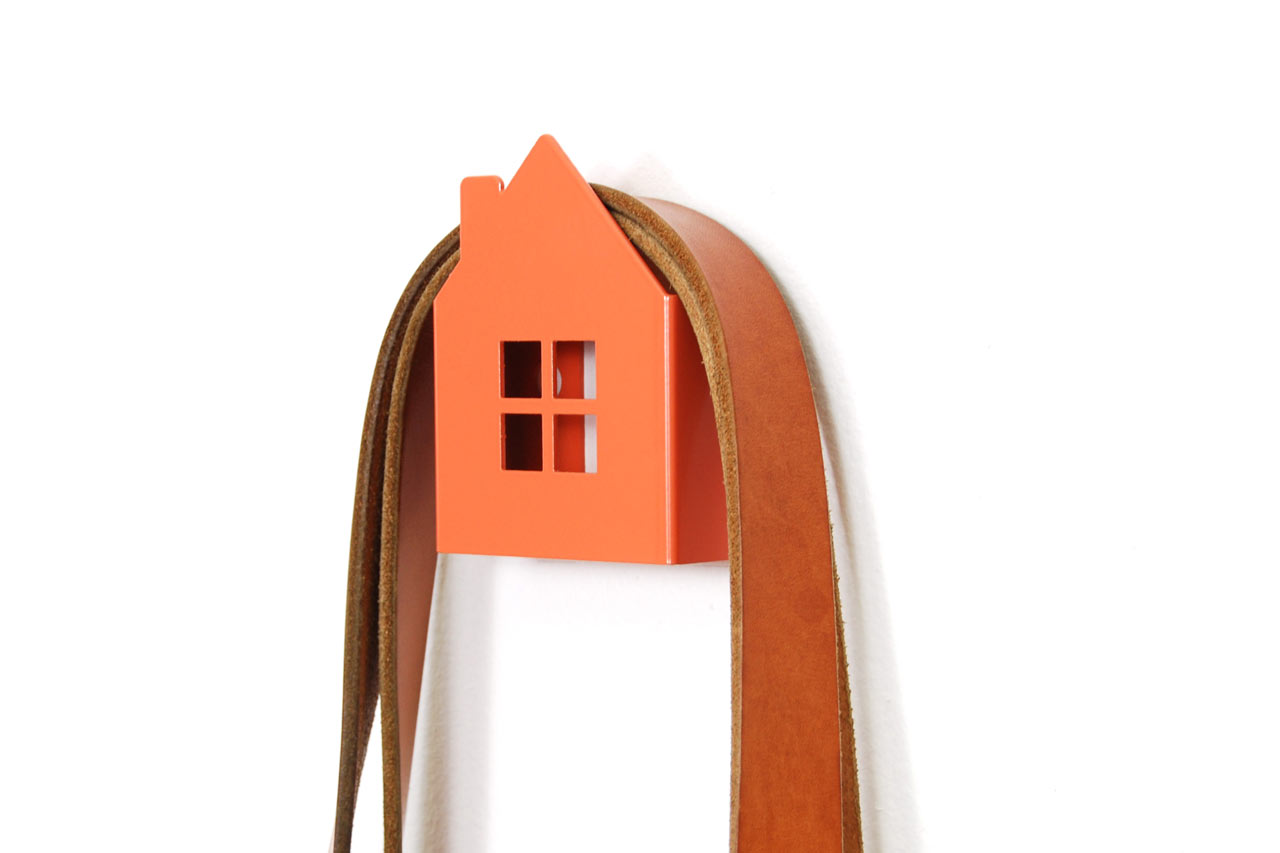 House-Wall-Hook_Coral-Pink_Bag