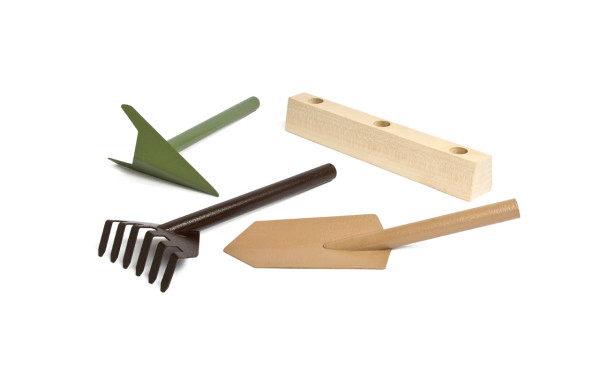 Gardening tools that will make you want to do yard work for The works garden tools