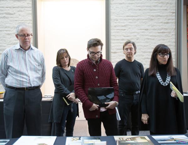 The Judges. Photo by Kelly Turso