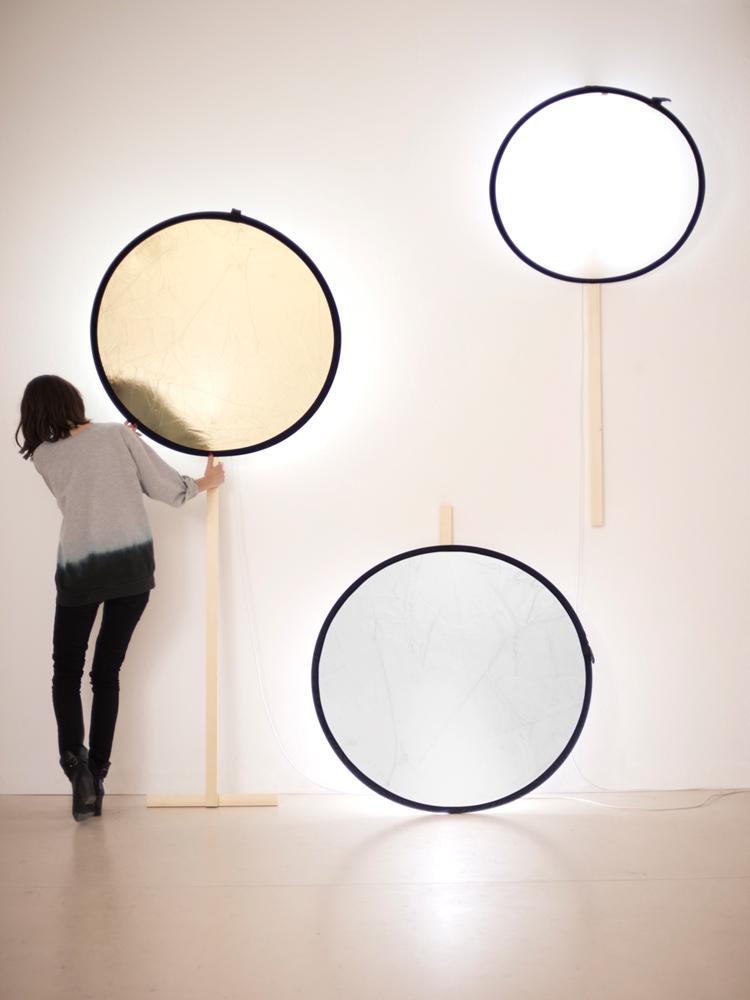DIY Lights a,b,c by Ana Relvão and Gerhardt Kellermann
