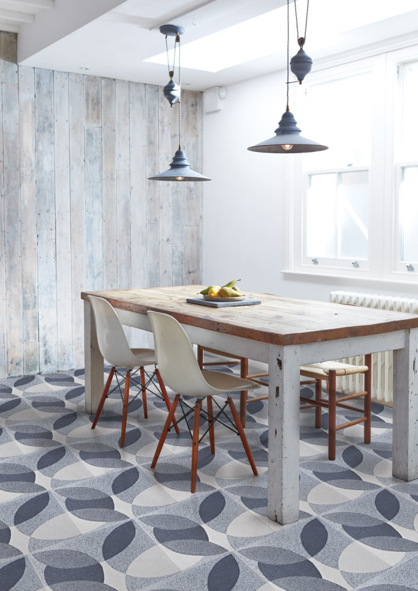 Lindsey Lang Design Introduces Graphic Tiles in main interior design home furnishings  Category