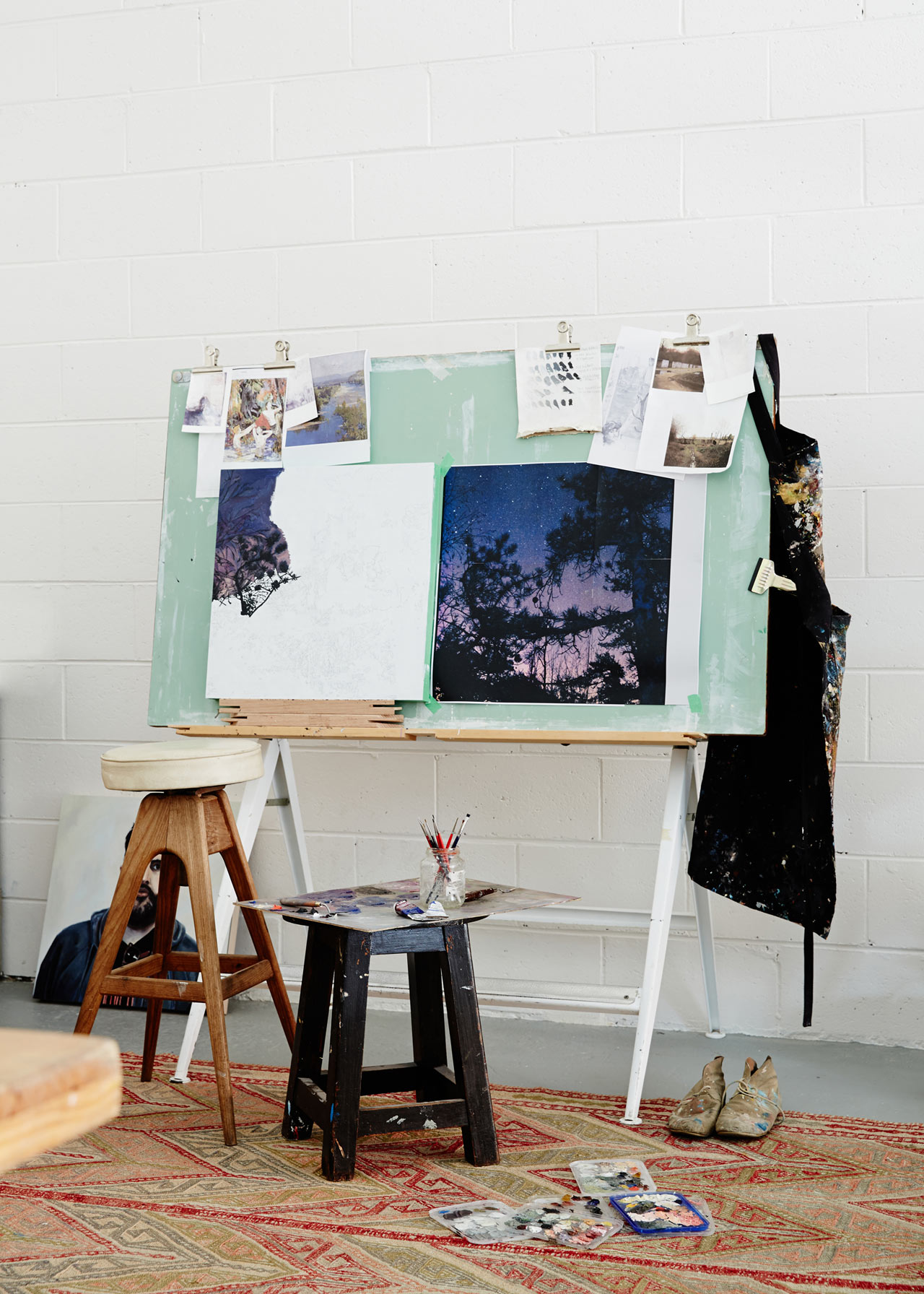 A Light-Filled Shared Workspace by Mäike Design Studio