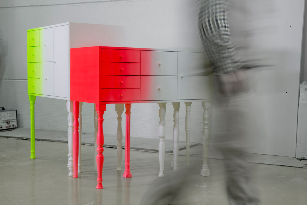 The Squid Cabinet by Moloform