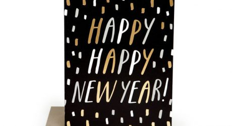 14 Cards To Wish Someone A Happy New Year