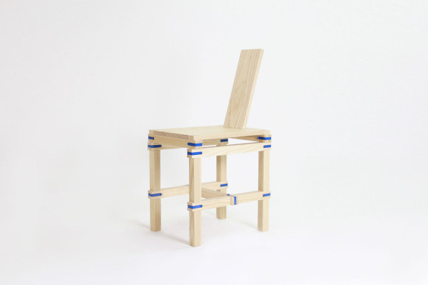 Nomadic Chair: A Temporary Seat for One Person in main home furnishings  Category