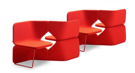 Studio: An Adaptable Seating System for Anywhere