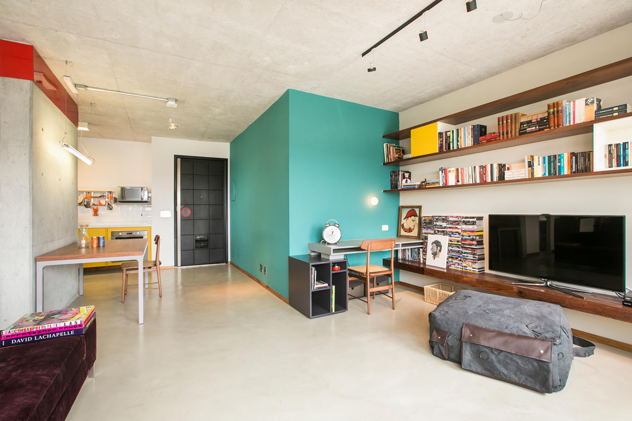 "backReturn to ""An Open Apartment in Brazil Full of Raw Materials"""