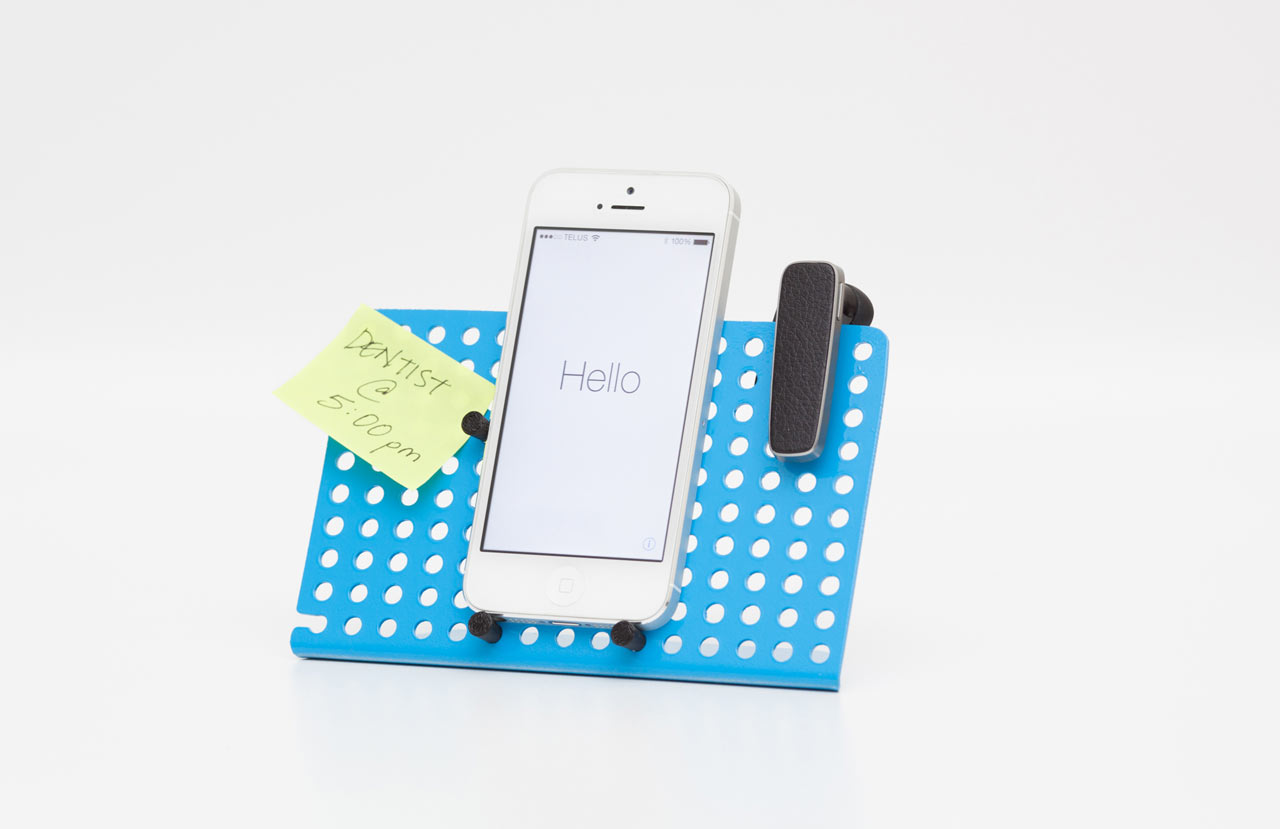 Peg: A Multipurpose Hub for All Your Stuff