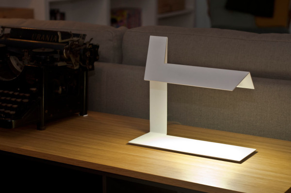 Plié Lamp Collection by Vitale in main home furnishings  Category