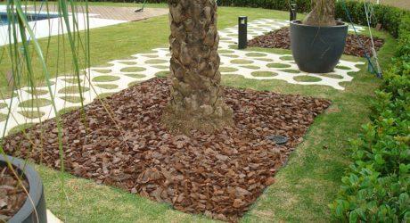 Asymmetrical Paving Tiles by Renata Rubim
