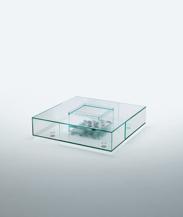 A Glass Table For All Seasons by Jean Marie Massaud in main home furnishings  Category