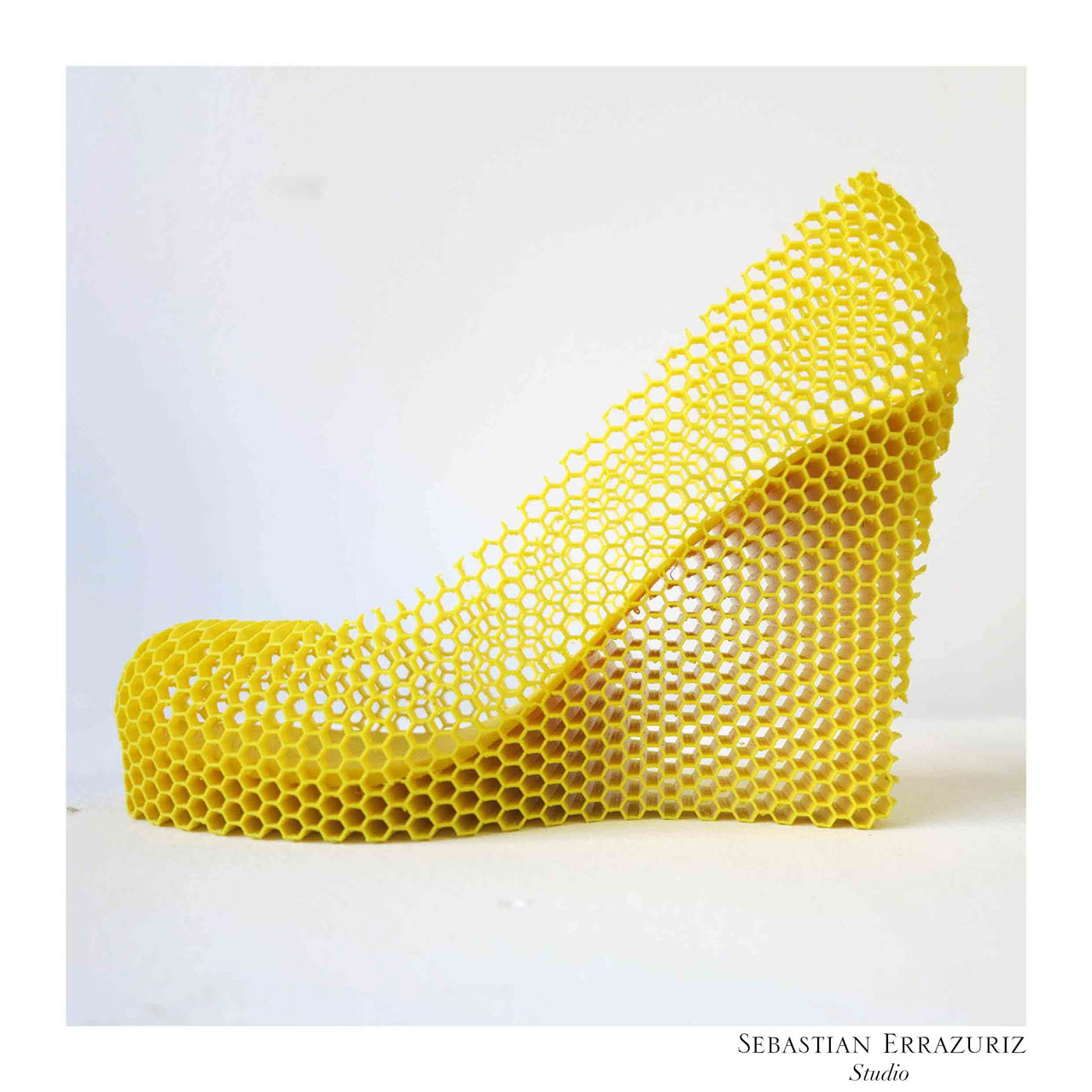12 Shoes for 12 Lovers by Sebastian Errazuriz: Part 1