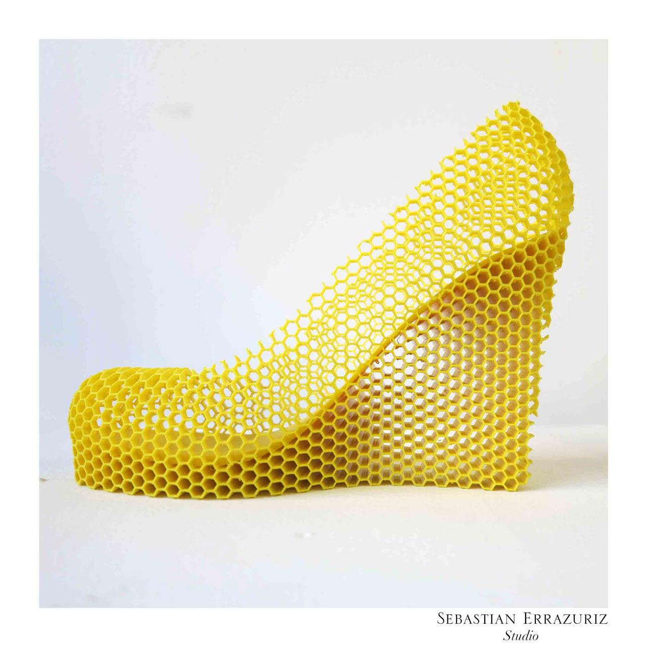12 Shoes for 12 Lovers by Sebastian Errazuriz: Part 1