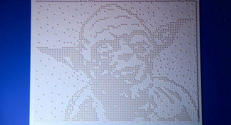 From Yoda to Darth Vader with LEGO Bricks