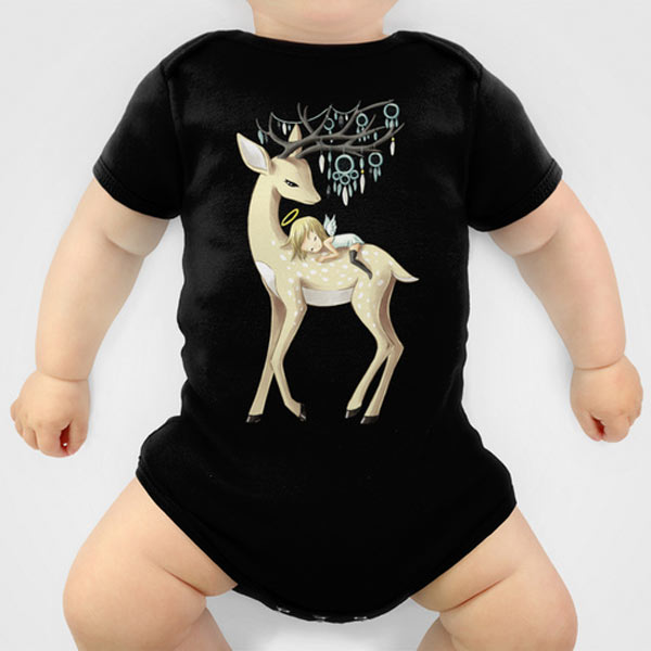 Fresh From The Dairy: Artist-Designed Onesies