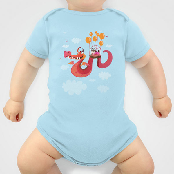 dragona-artist-baby-onesie