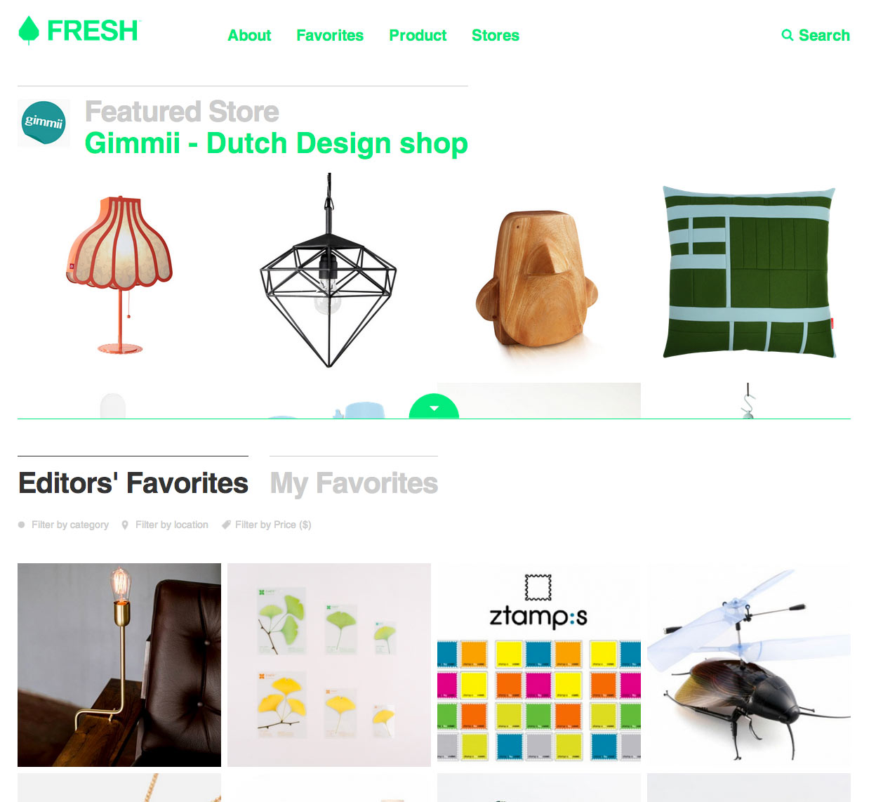 Shop For Modern Design A New Way With Fresh