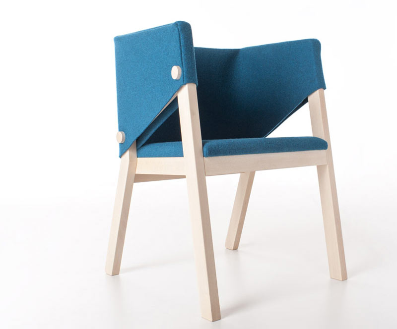 Ivetta Chair by Giancarlo Cutello