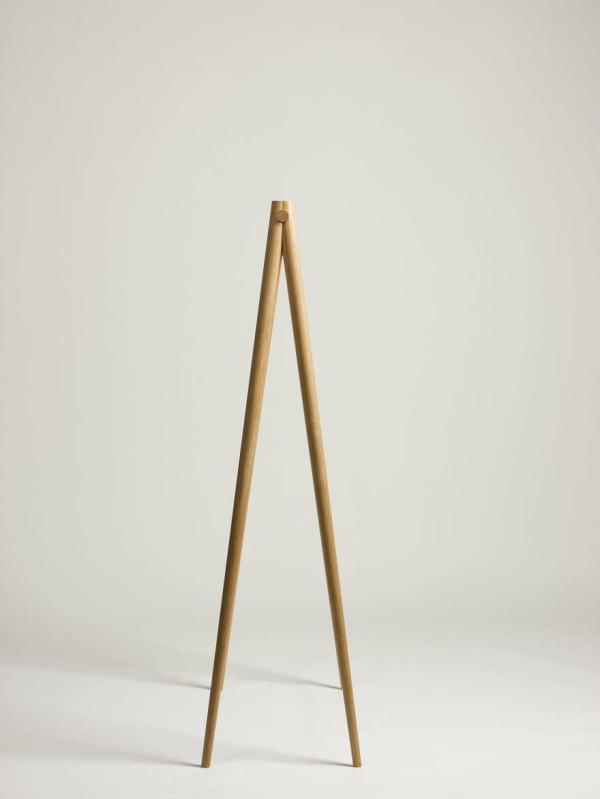 Killa Coat Rack By Olli Mustikainen Design Milk - Designer coat rack