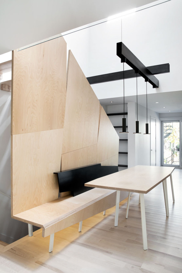 Lajeunesse Residence by Naturehumaine in main architecture  Category