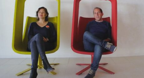WATCH: Design Milk Talks to Mike & Maaike