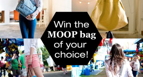 Win The Moop Bag of Your Choice!