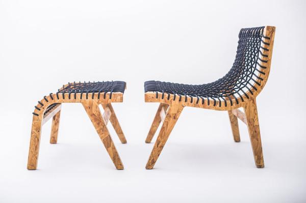 NOTWASTE EcoFriendly Furniture  Design Milk