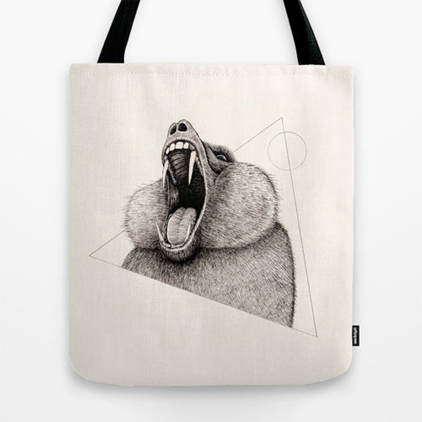 Fresh From The Dairy: Wild Animals Meet Geometry in main art  Category