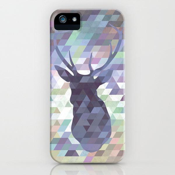 s6-deer-geometry-iphone-case