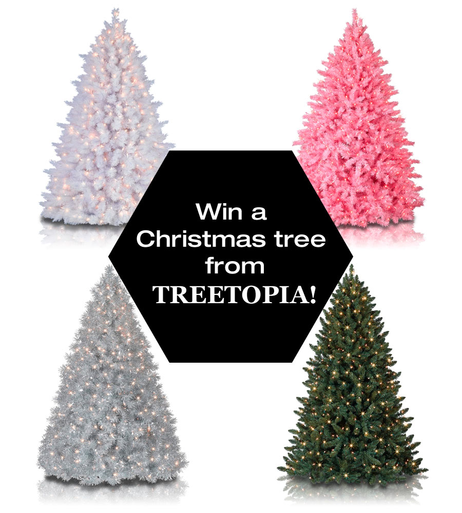 Treetopia Christmas Tree Giveaway