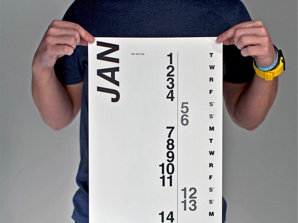 Vertical Calendar Design : The flow of time and calendar design petros jordan