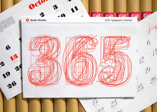 2014-Cal-Studio-Hinrichs-typography-calendar