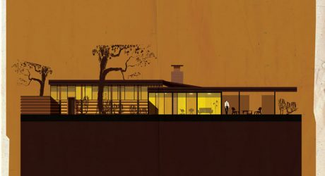 Cinematic Architectural Illustrations by Federico Babina