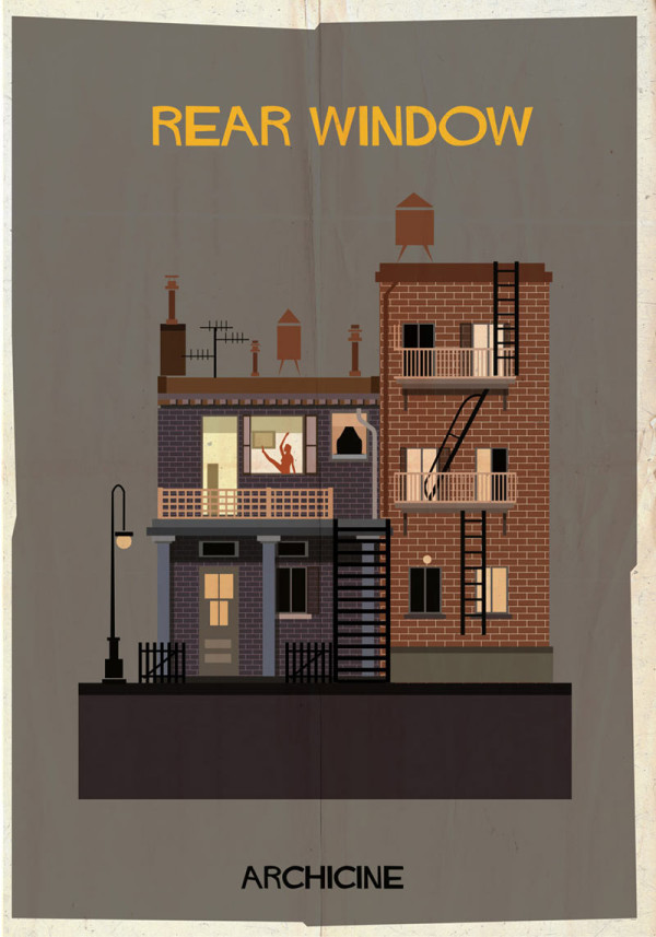 Superbe Archicine Arch Illustration Federico Babina 2