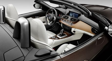 BMW's Z4 Roadster Gets a Modern Update