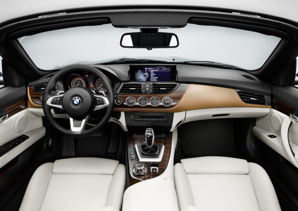 BMW's Z4 Roadster Gets a Modern Update in technology main  Category