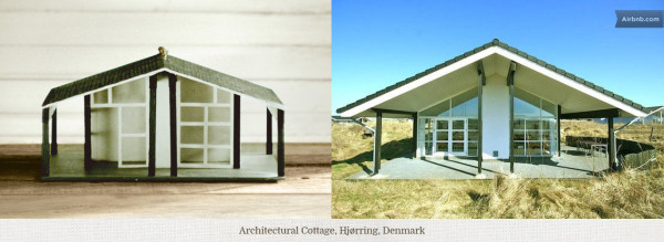 Birdbnb: Birdhouse Models of Real Airbnb Listings in main architecture  Category
