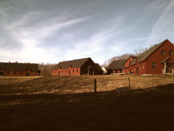 CFC - woodworking school where Mat studied