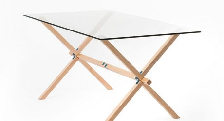 Shaker-Inspired Furniture That's Easily Assembled