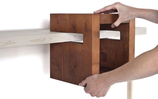 Iggy Console Table Luca Longu Formabilio 3