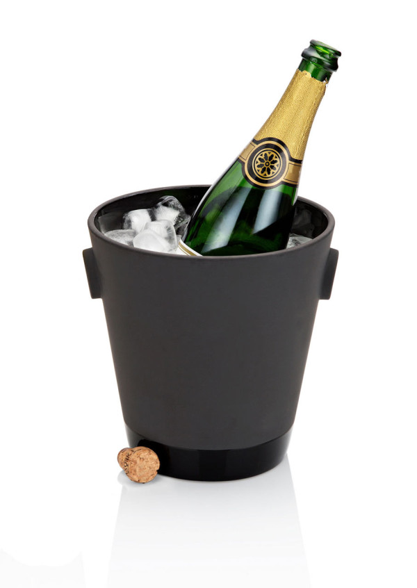 Magisso-Barware-Set-Black-3-Champagne-Cooler