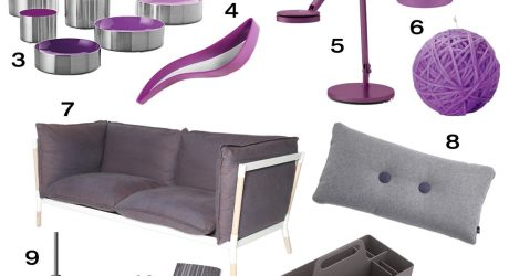 Color(s) of the Year in 12 Home Furnishings