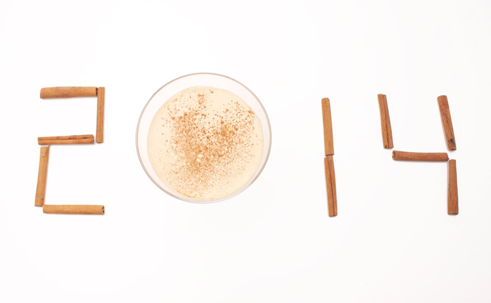 Skip the Eggnog for Some Spiked Horchata