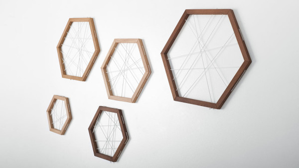 Racchetta Storage Frames by Ivana Mannavola in main home furnishings  Category