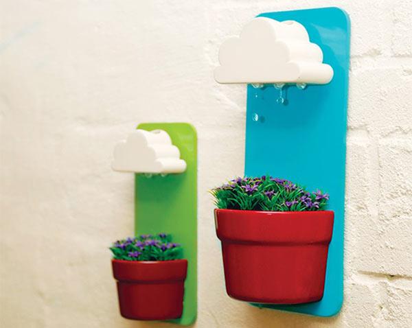 Rainy Pots Keep Plants Happy + Healthy in main home furnishings  Category
