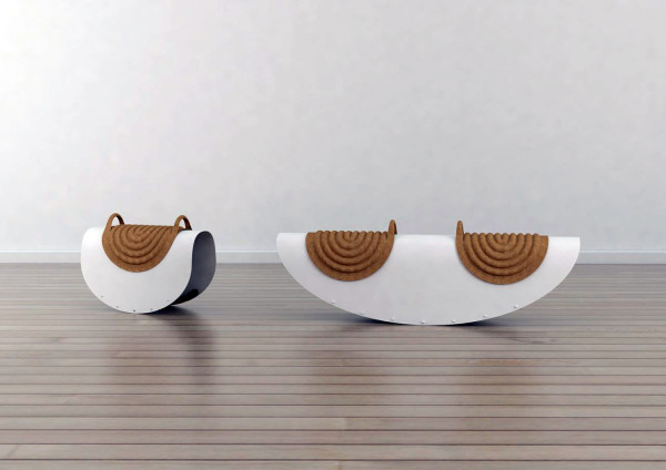 Seesaws for One or for Two by Lanzavecchia + Wai in main home furnishings  Category