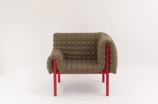 Ruché Armchair by Inga Sempé for Ligne Roset in main home furnishings  Category