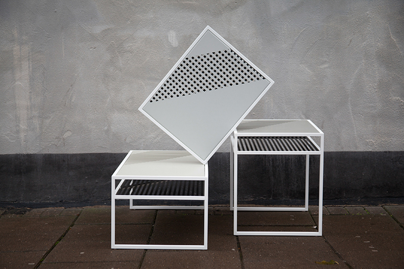 OMBRO: Tables That Provide an Optical Illusion