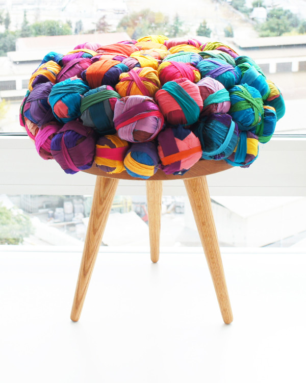 Cheery Recycled Silk Chairs From Meb Rure in style fashion main home furnishings  Category
