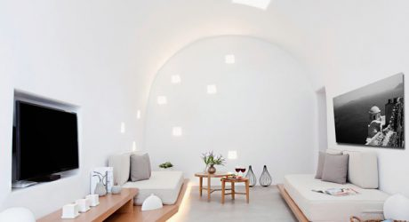 Villa Anemolia: A Little Piece of Santorini Paradise